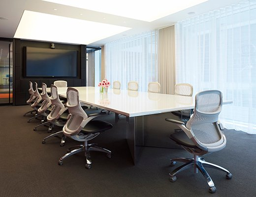 Knoll New York Showroom Conference Room