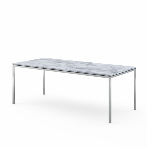 "Florence Knoll<sup>™</sup> Dining Table - 78"" x 35"""