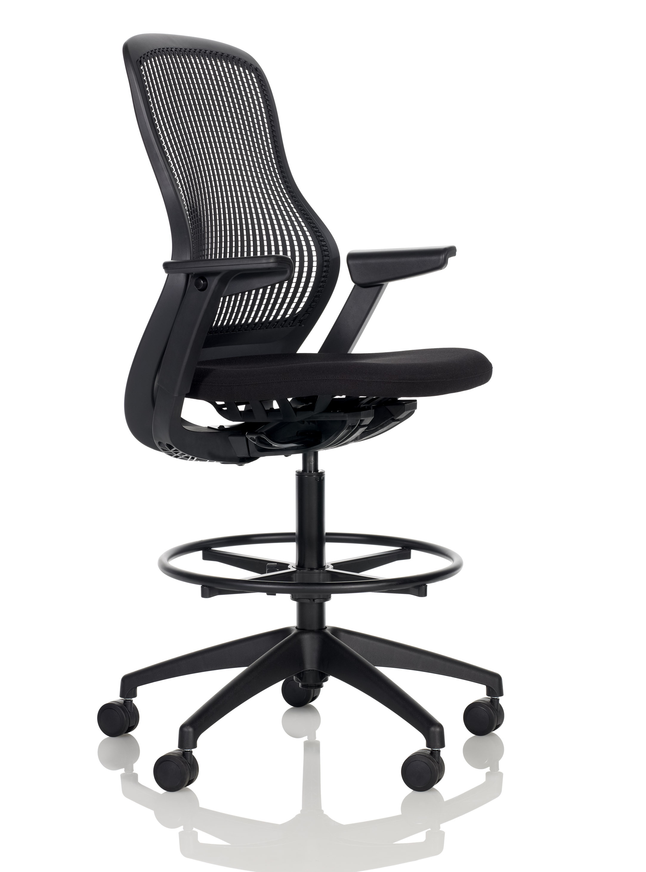 Regeneration By Knoll 174 Ergonomic High Task Chair
