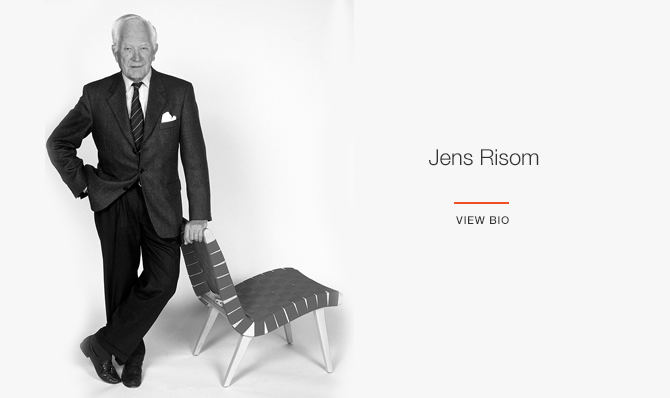 Jens Risom Biography