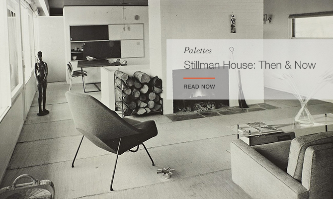 Stillman House: Then & Now