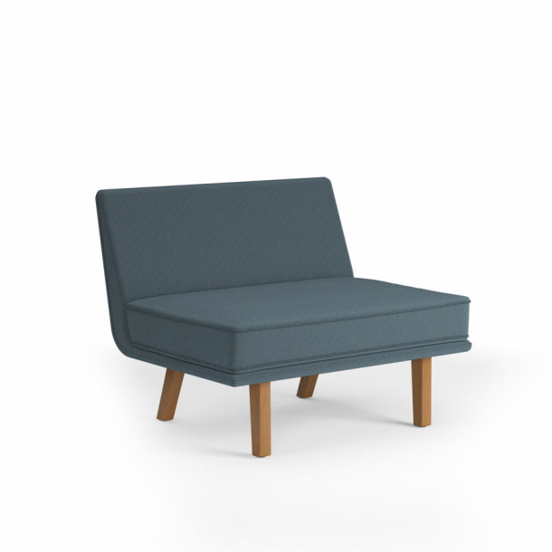 "Rockwell Unscripted<sup>®</sup> Modular Lounge - 36"" Armless Sette"