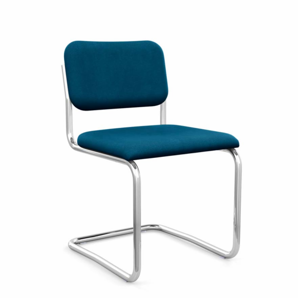 Cesca<sup>™</sup> Chair - Armless with Upholstered Seat & Back