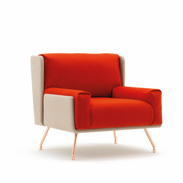Exceptionnel Architecture U0026 Associés Residential Lounge Chair