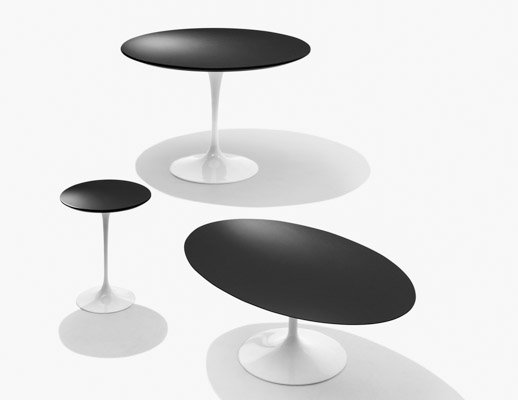 saarinen side table dining table