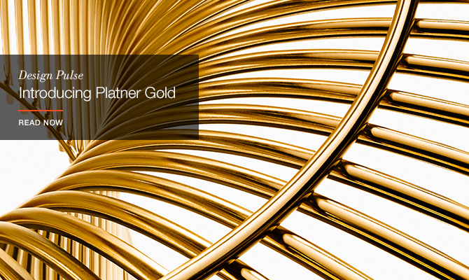 Introducing: The Platner Collection in 18k Gold