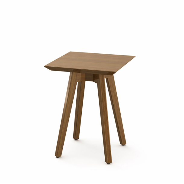 Risom Outdoor Side Table - Square