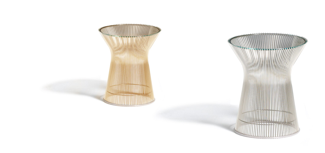 High Quality Knoll Platner Side Table By Warren Platner