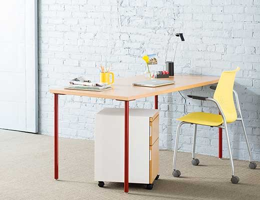 Knoll Antenna Simple Tables