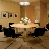 Pascal Conference Table with MR Chairs