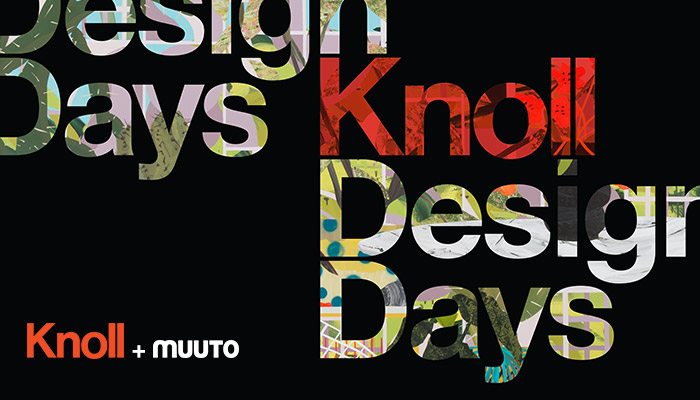 Architectural Digest Heralds Knoll Design Days