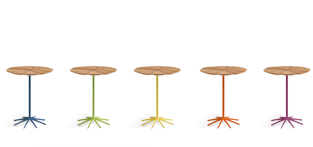 Knoll Petal Collection New Colors