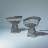 Platner Lounge Chairs