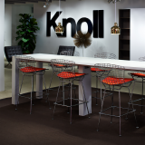 Knoll Bar Height Farm Table