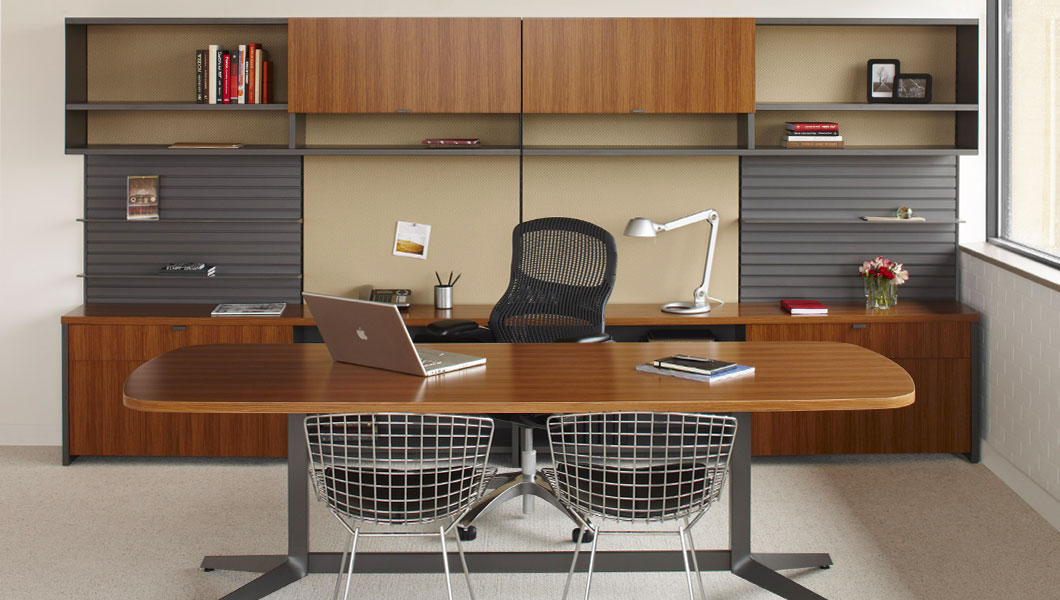 Knoll Efficient Private Office with Dividends Horizon