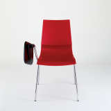 Gigi Chair with Tablet Arm