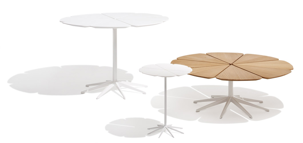 Knoll Petal Coffee Table by Richard Schultz