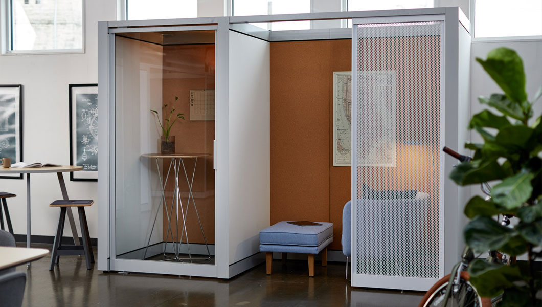 Knoll Shared Spaces Refuge Creative Wall