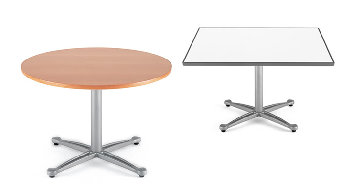 High 4-Leg Table