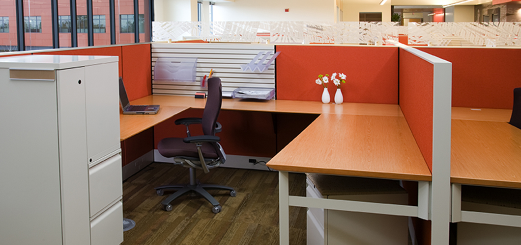 Les Schwab Open Plan Offices Knoll Project Profile