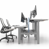 k. bench height adjustable benching collaboration ergonomics knolloffice regeneration