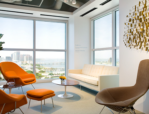 Knoll Miami Showroom