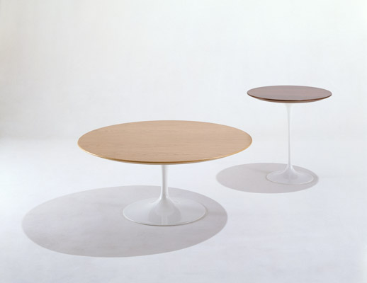 Saarinen Side and Coffee Tables