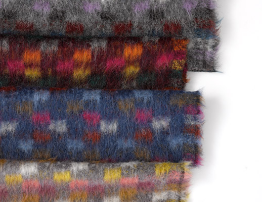 KnollTextiles Knoll Luxe November 2018 Dorothy Cosonas Upholstery Prince Hairy Residential Hospitality Wool Alpaca Mohair Large Scale Pattern Healthier Hospitals Initiative Environmental Fabric Textiles Healthcare