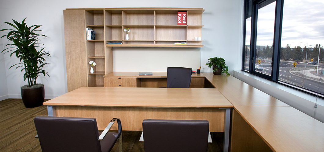 Les Schwab Private Offices Knoll Project Profile