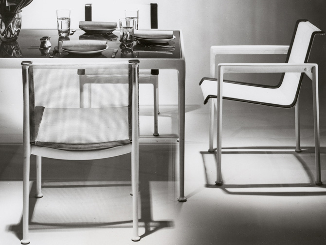 ... Knoll Richard Schultz 1966 Collection History ...
