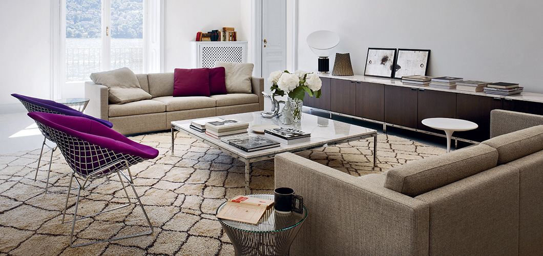 Delicieux ... Knoll Pfister Sofa Ottoman By Charles Pfister ...