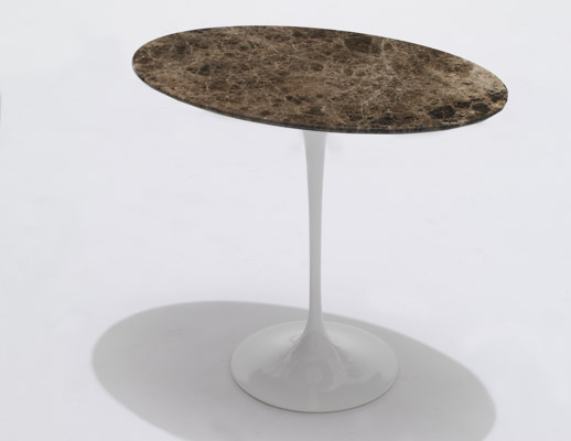 Knoll Saarinen Oval Side Table