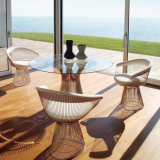 Knoll Warren Platner Dining Collection