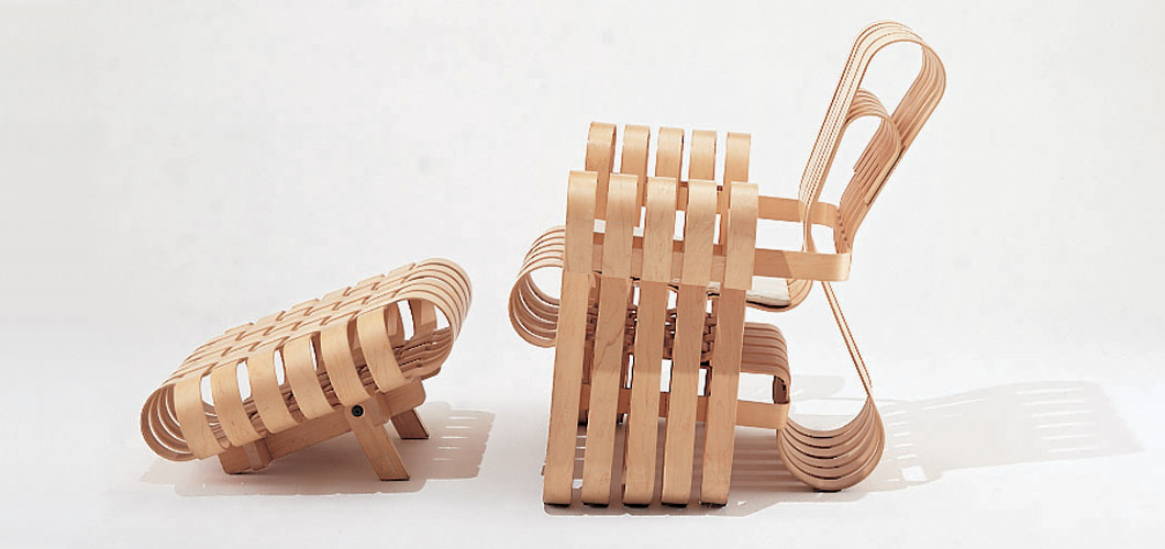 Knoll Gehry Power Play by Frank Gehry