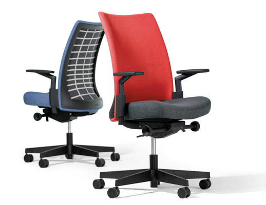 Remix Upholstered Task Chair from Knoll