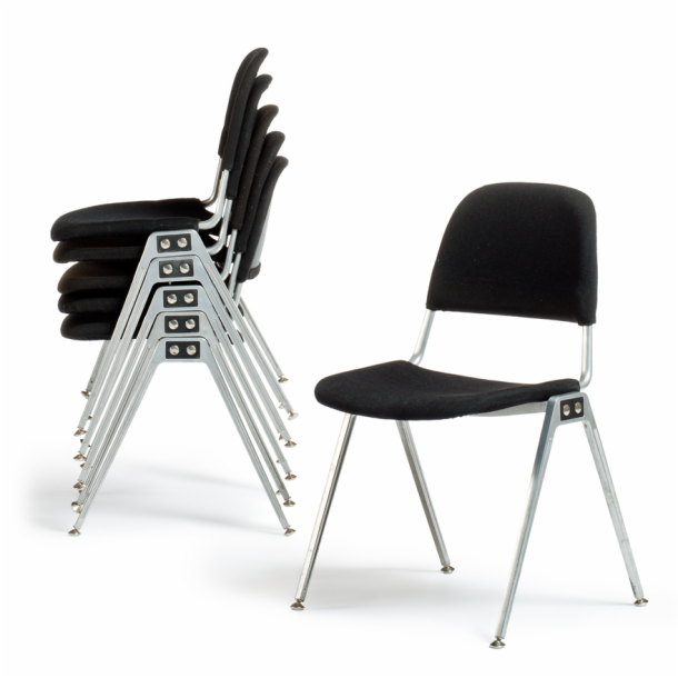 Bon Don Albinson Model 1601 Stacking Chairs