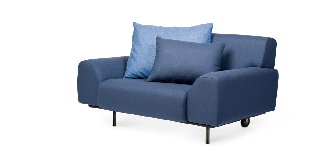 Knoll Boeri Lounge Chair By Cini