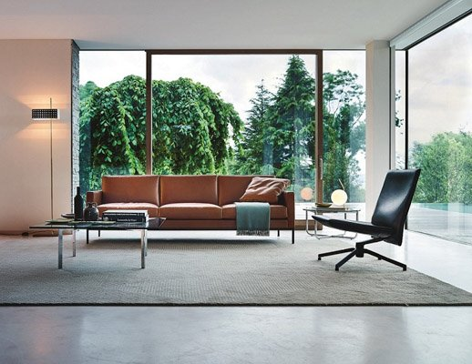 Pilot By Knoll Low Back Knoll