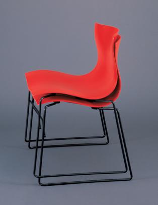 Vignelli Handkerchief Chairs
