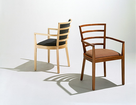 de Armas Wood Side Chair