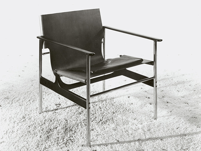 pollock chair archival image