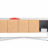 rockwell unscripted immersive planning credenza wire base