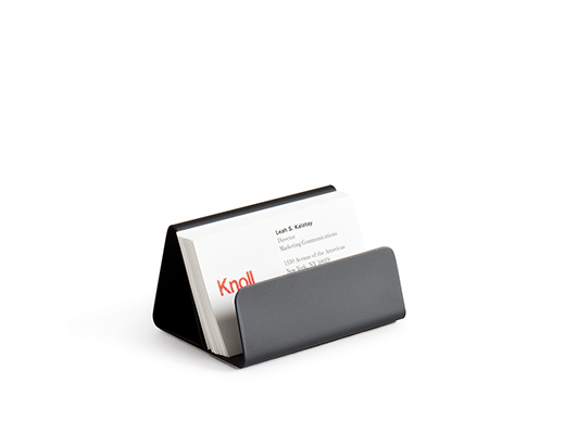 Knoll Smokador Business Card Tray