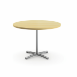 Knoll Propeller Column Base Table