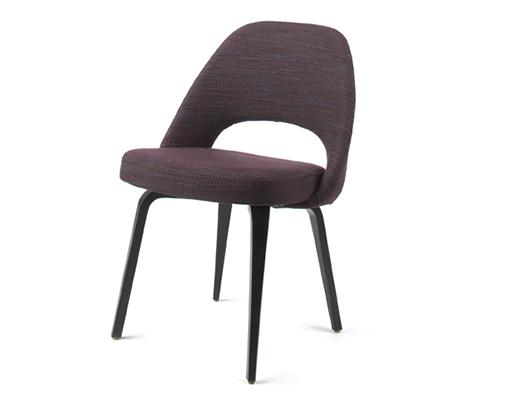 ... Saarinen Executive Chair With Wood Legs ...