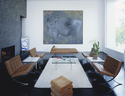 Knoll, Inc. acquired exclusive rights to produce the Barcelona Collection in 1948.