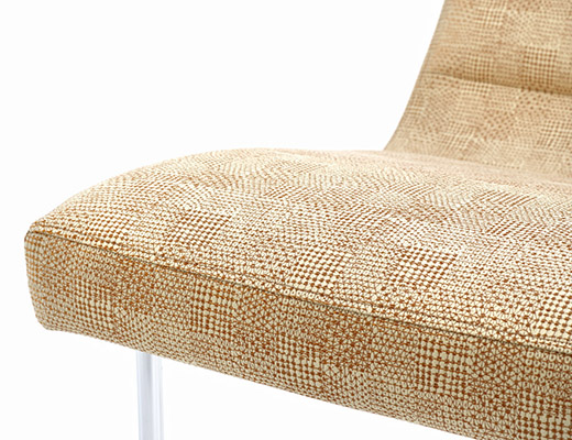Katazome upholstery from the Insho Collection