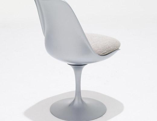 Tulip Armless Chair Saarinen