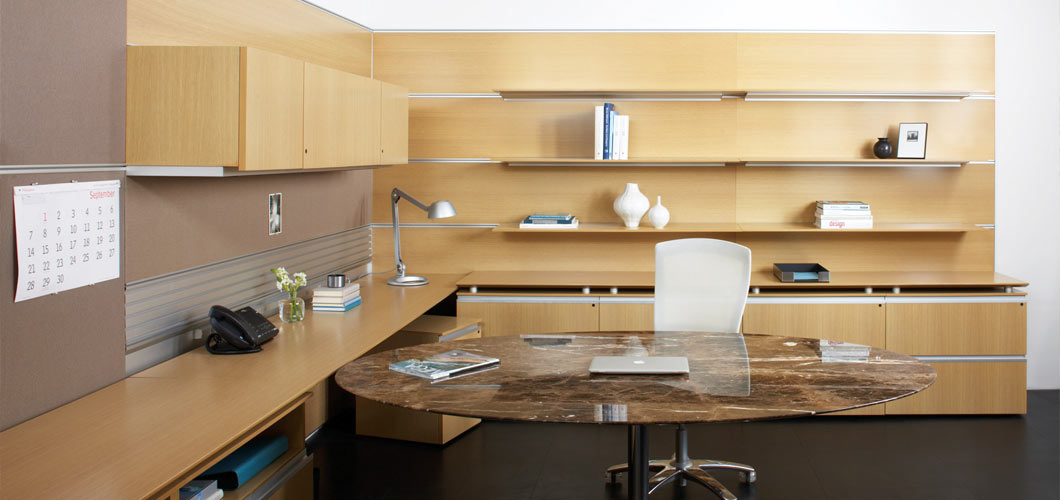 AutoStrada Open Plan Office System Knoll