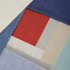 Knoll Textiles The Shape of Things Collection Alias II panel wrapped panel